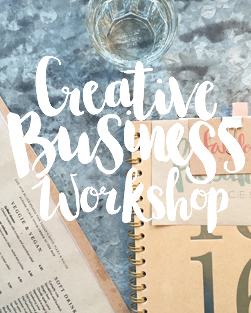 creative business workshop derbyshire