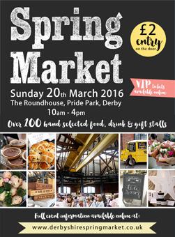 spring market roundhouse derby