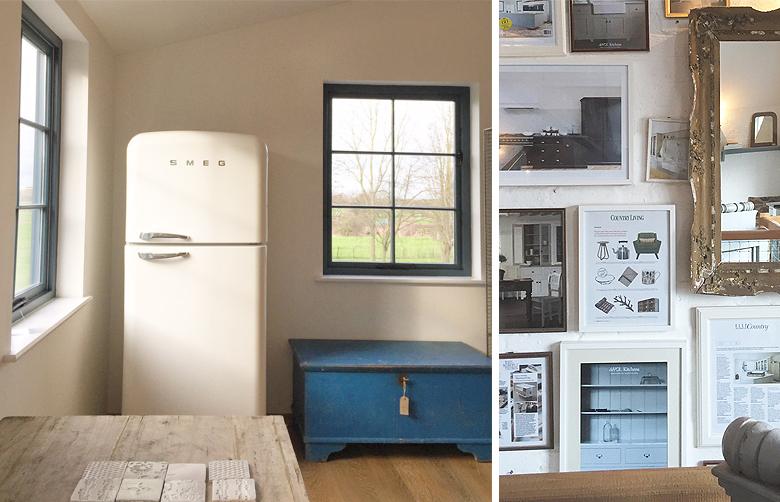 devol kitchens and interiors showroom loughborough