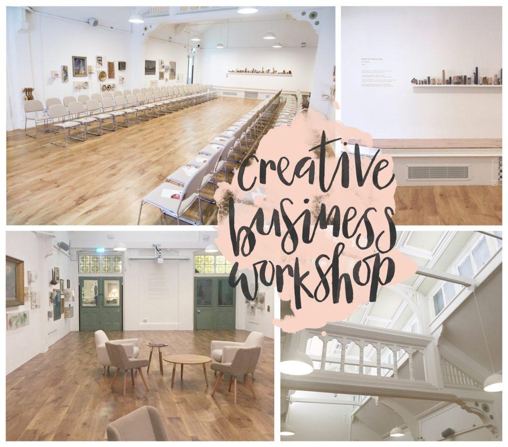 creative business workshop big business day derbyshire october 2016
