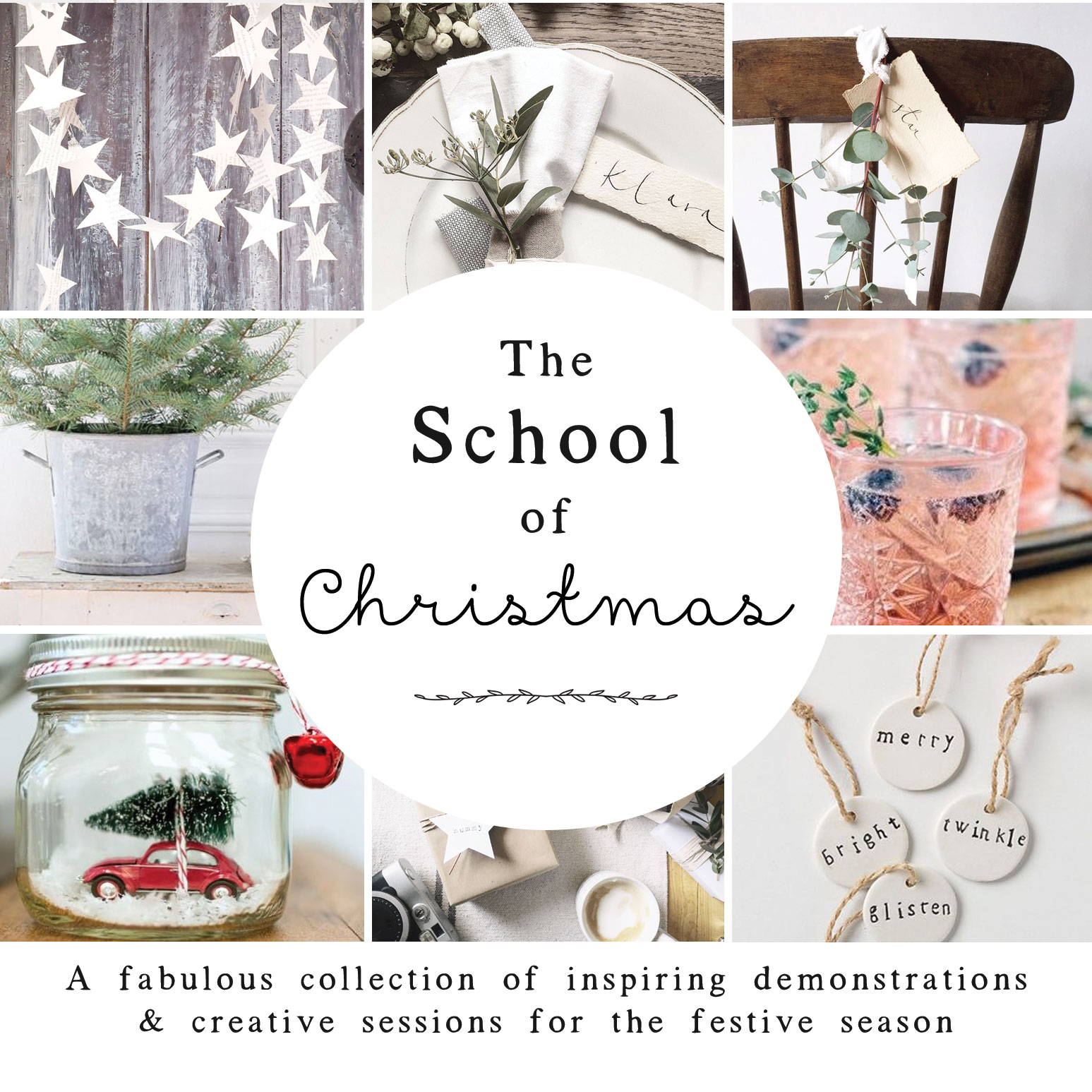 school of christmas derbyshire workshop festive derby