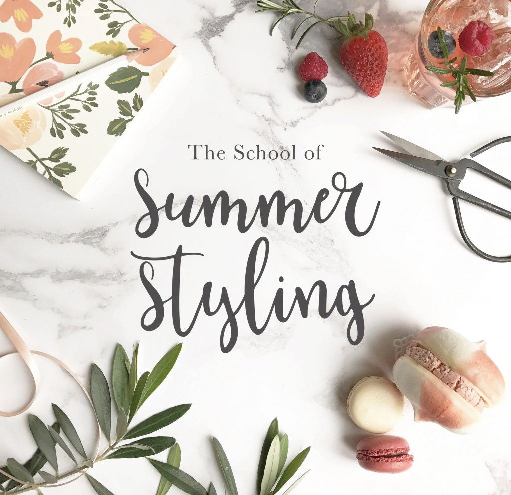 school of summer styling derbyshire