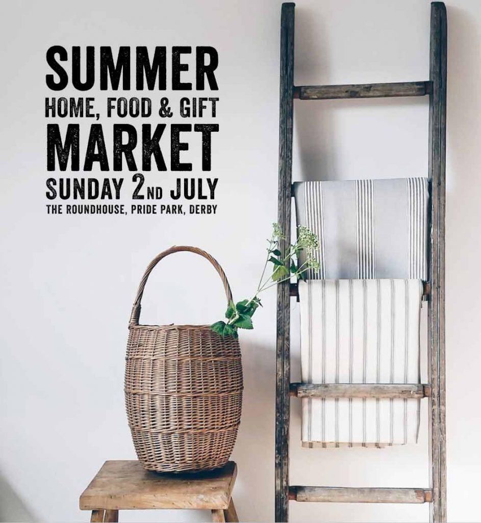 derbyshire summer home food gift market roundhouse derby