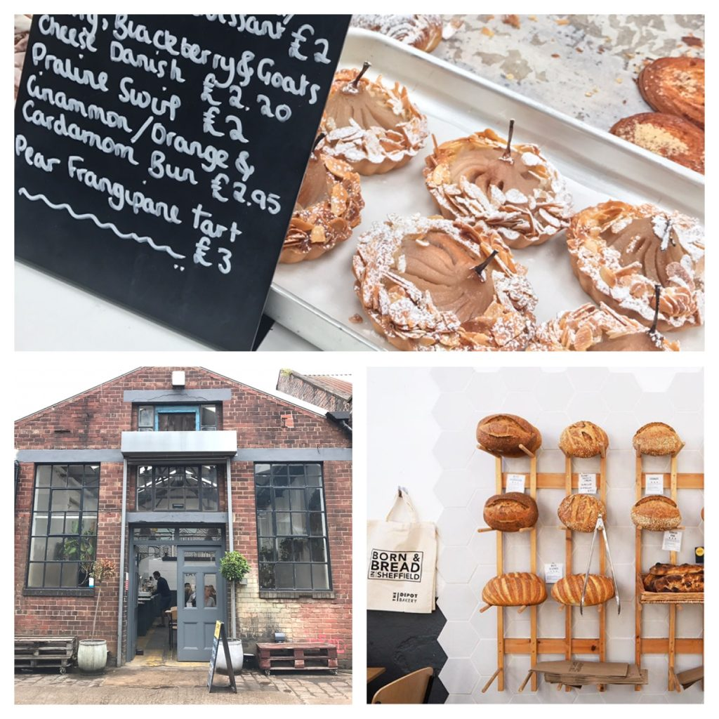 depot bakery sheffield fabulous places