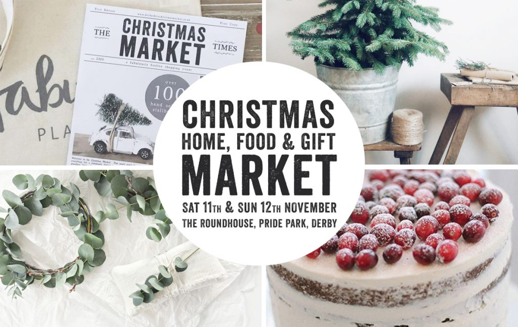 derbyshire christmas home food and gift market roundhouse derby november