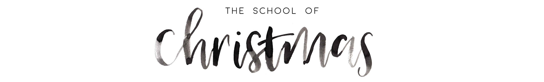 school of christmas workshops derbyshire 2017