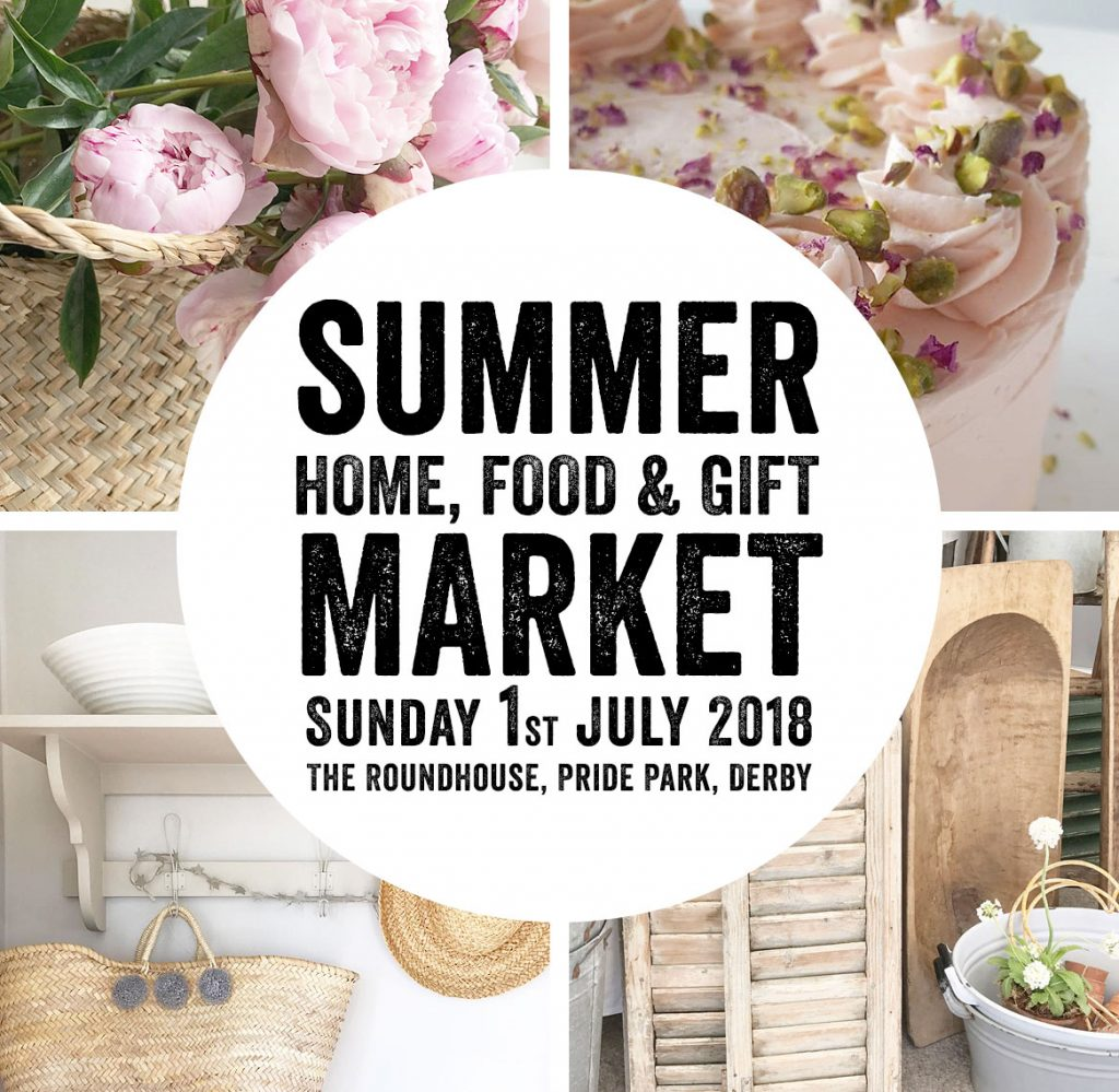 summer home food gift market roundhouse derbyshire july 2018