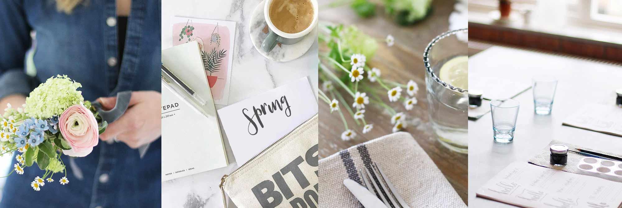 spring lifestyle workshop derbyshire